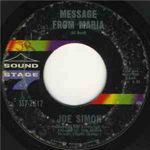 Joe Simon - Message From Maria download